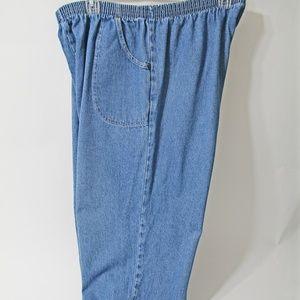 Women's Cabin Creek Denim Jeans EUC